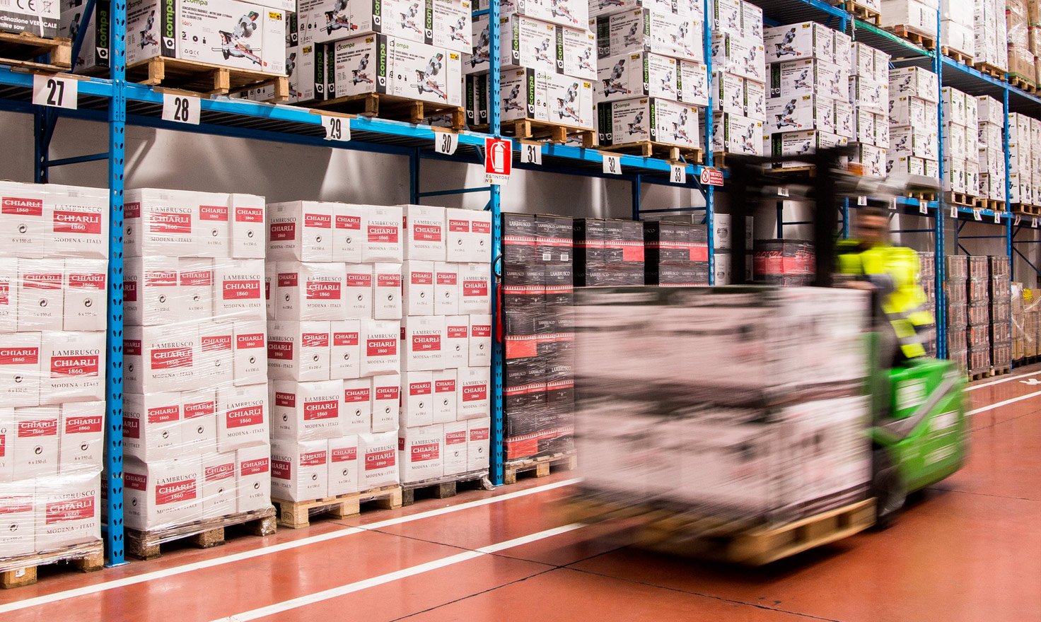 Logistica integrata in outsourcing